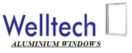 aluminium logo welltech systems hyderabad