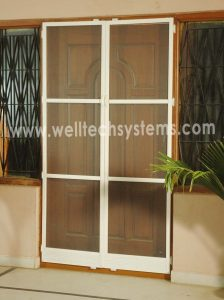 mosquito windows and doors of welltech systems