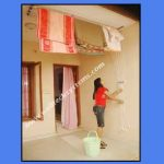 welltech systems pulley cloth dry hangers hyderabad-Telangana