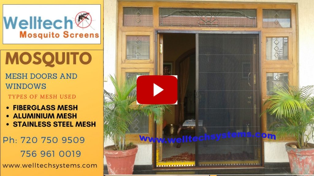 Mosquito Net Doors Hyderabad